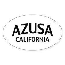 Azusa California Decal