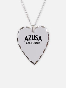 Azusa California Necklace