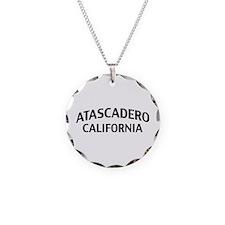 Atascadero California Necklace