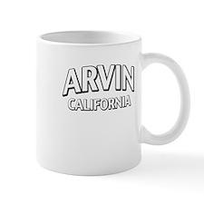 Arvin California Mug