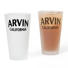 Arvin California Drinking Glass
