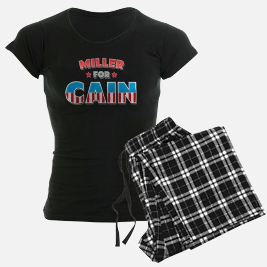 Miller for Cain pajamas
