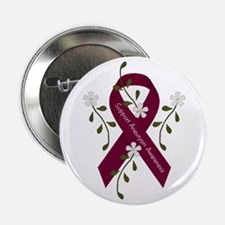 "Aneurysm Awareness Ribbon 2.25"" Button (10 pack)"