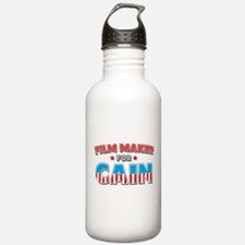 Film Maker for Cain Water Bottle