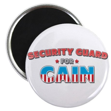 """Security guard for Cain 2.25"""" Magnet (100 pack)"""