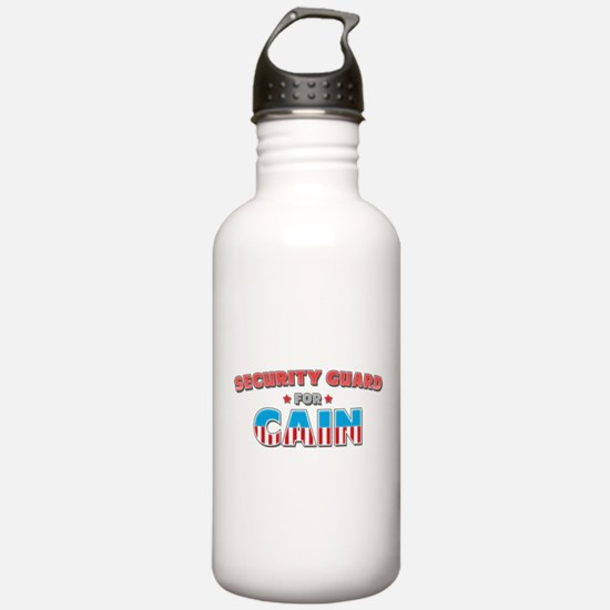 Security guard for Cain Water Bottle