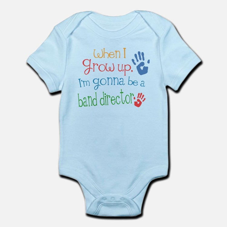 Kids Future Band Director Infant Bodysuit