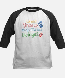 Kids Future Biologist Tee