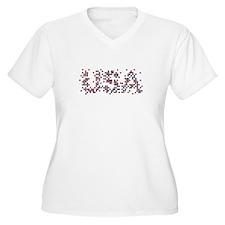 New USA Logo T-Shirt