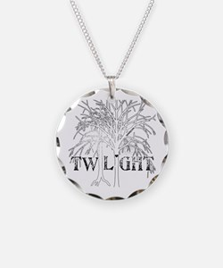 Twilight White Snow by Twibaby Necklace