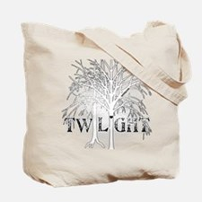Twilight White Snow by Twibaby Tote Bag