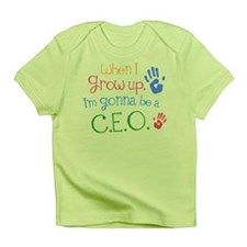 Kids Future Ceo Infant T-Shirt
