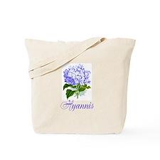 Hyannis Hydrangeas Tote Bag