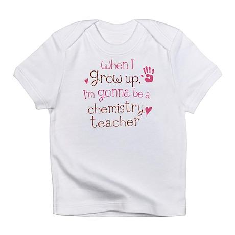 Kids Future Chemistry Teacher Infant T-Shirt