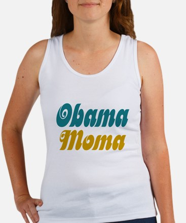 Obama Moma: Women's Tank Top