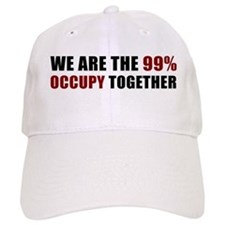 Occupy Together [st] Baseball Cap