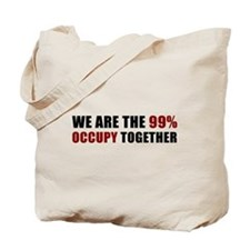 Occupy Together [st] Tote Bag