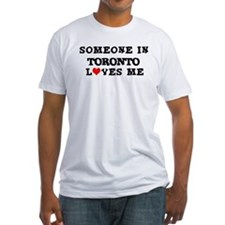 Someone in Toronto Shirt