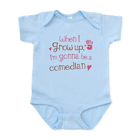 Kids Future Comedian Infant Bodysuit