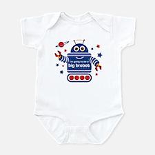 Robot Future Big Brother Infant Bodysuit