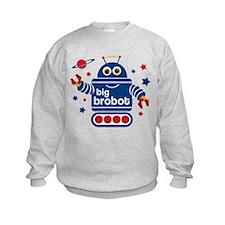 Robot Big Brother Sweatshirt