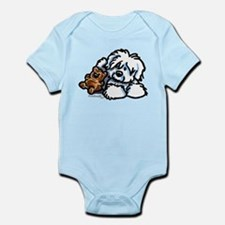 Coton Teddy Infant Bodysuit
