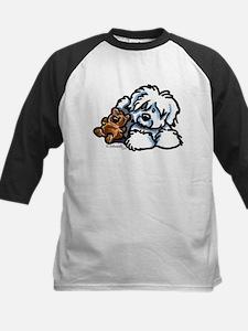 Coton Teddy Kids Baseball Jersey