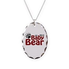 Baby Bear Claw 2012 Necklace