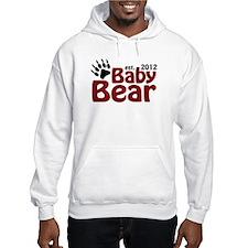Baby Bear Claw 2012 Hoodie