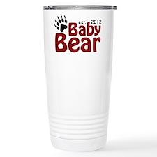 Baby Bear Claw 2012 Travel Mug