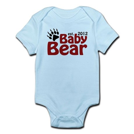 Baby Bear Claw 2012 Infant Bodysuit