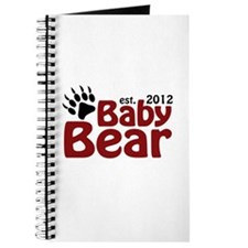 Baby Bear Claw 2012 Journal