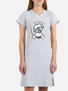Coton de Tulear IAAM Women's Nightshirt