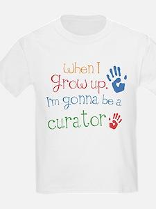 Kids Future Curator T-Shirt