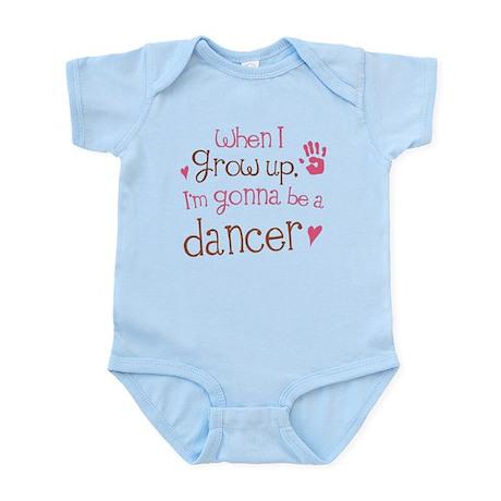 Kids Future Dancer Infant Bodysuit