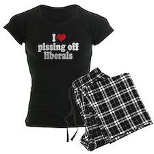Anti-liberal I heart Pajamas