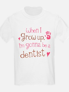 Kids Future Dentist T-Shirt