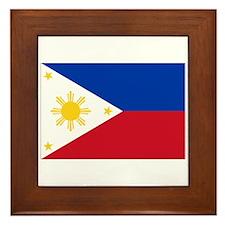 Philippines Framed Tile
