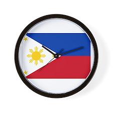 Philippines Wall Clock