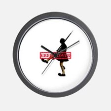 Greek Lover Wall Clock