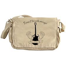 Psalm 150:4 Messenger Bag