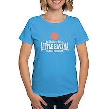 Little Havana Fl Tee