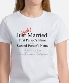 Finally Married Tee