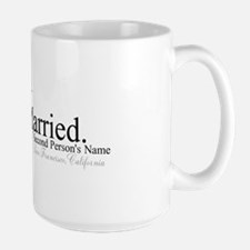 Finally Married Mug