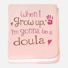 Kids Future Doula baby blanket
