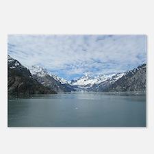 Glacier Bay, Alaska Postcards (Package of 8)