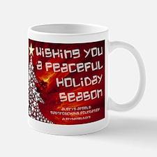 Wishing you a peaceful Holida Mug