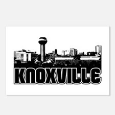 Knoxville Skyline Postcards (Package of 8)
