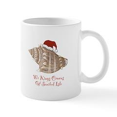 Seashell Holiday Mug