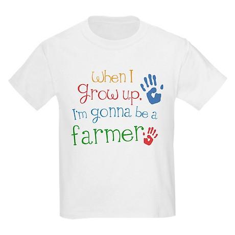 Kids Future Farmer Kids Light T-Shirt